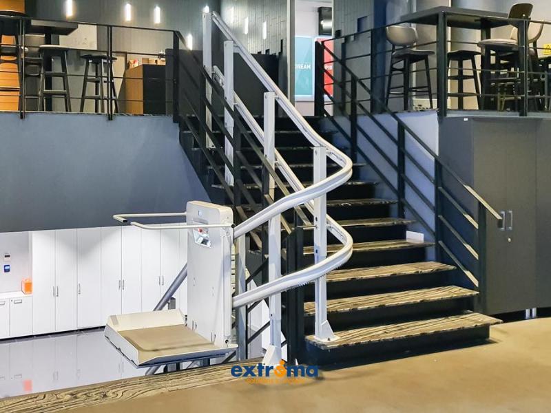באיזה מבנים אפשר להתקין מעלון מדרגות?
