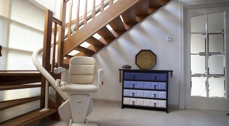 מעלון כסא למדרגות רמברנט